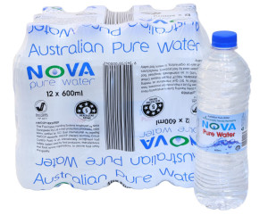 Nova Pure Water - 600ml