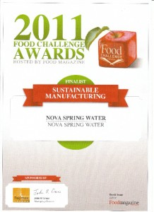 Sustainable Manufacturing Awards